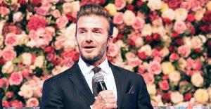 David Beckham Maupy